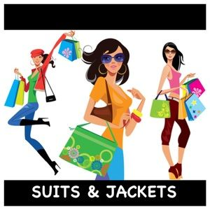 Jackets & Blazers - SUITS * JACKETS * COATS